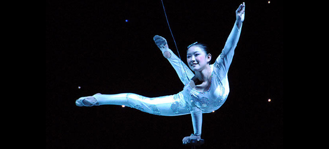 About Acrobatic Gymnastics